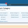 XenForo Forum,Kategori listeleri navbarda Tab buton - Nodes As Tabs - Türkçe