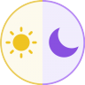 XF2-Gece,Gündüz tema değiştirici - Day Night Switcher - Türkçe